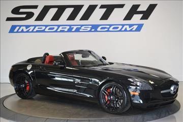 2012 Mercedes-Benz SLS AMG for sale in Memphis, TN