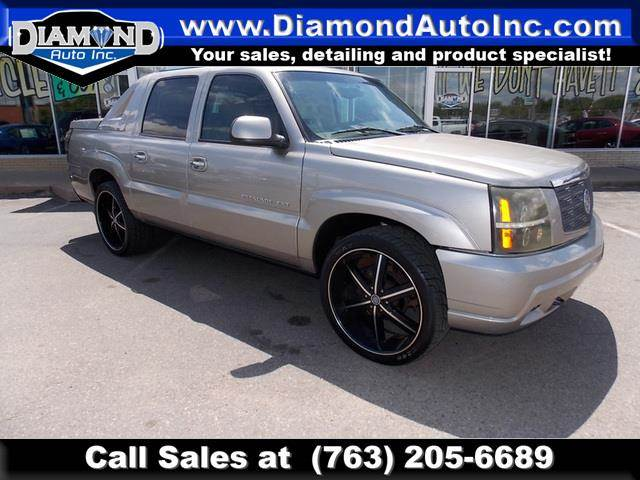 2002 cadillac escalade ext for sale. Cars Review. Best American Auto & Cars Review