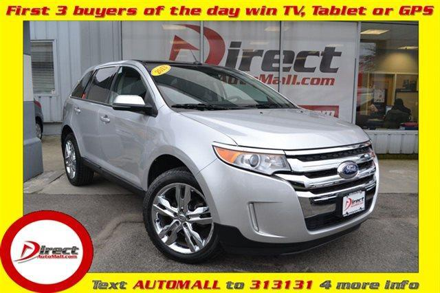 2013 Ford Edge for sale in Framingham MA