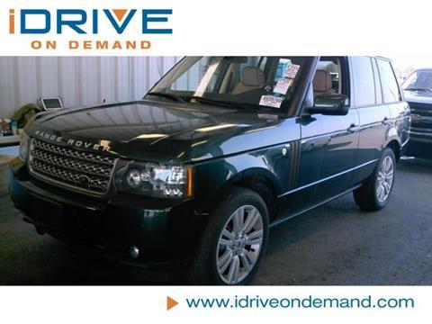 2010 Land Rover Range Rover for sale in Jacksonville, FL