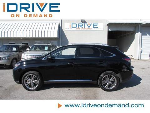 2014 Lexus RX 350 for sale in Jacksonville, FL