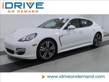 2013 Porsche Panamera for sale in Jacksonville, FL