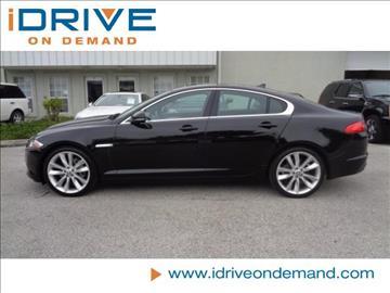 2013 Jaguar XF for sale in Jacksonville, FL