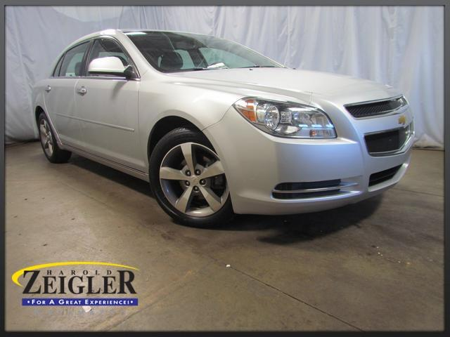 Used 2012 Chevrolet Malibu Lt 4dr W 1lt In Kalamazoo Mi At