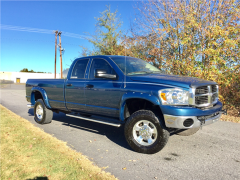2006 Dodge Ram Pickup 2500 for sale in Newton, NC