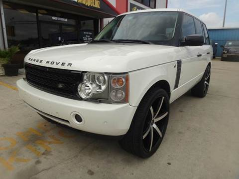 2005 Land Rover Range Rover for sale in Houston, TX