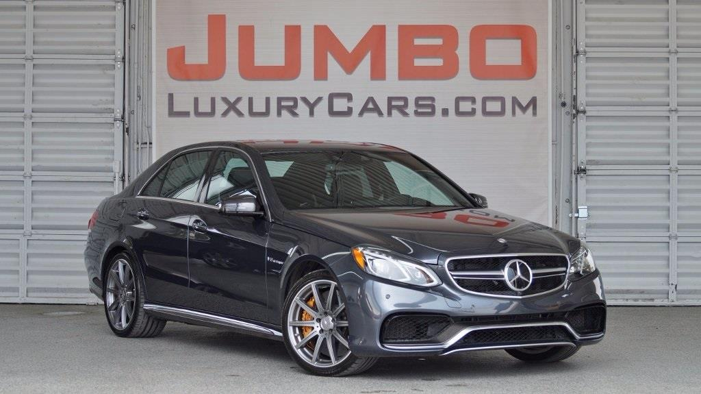 2014 MERCEDES-BENZ E-CLASS E63 AMG S-MODEL AWD 4MATIC 4DR S gray power adjustable heated front sp