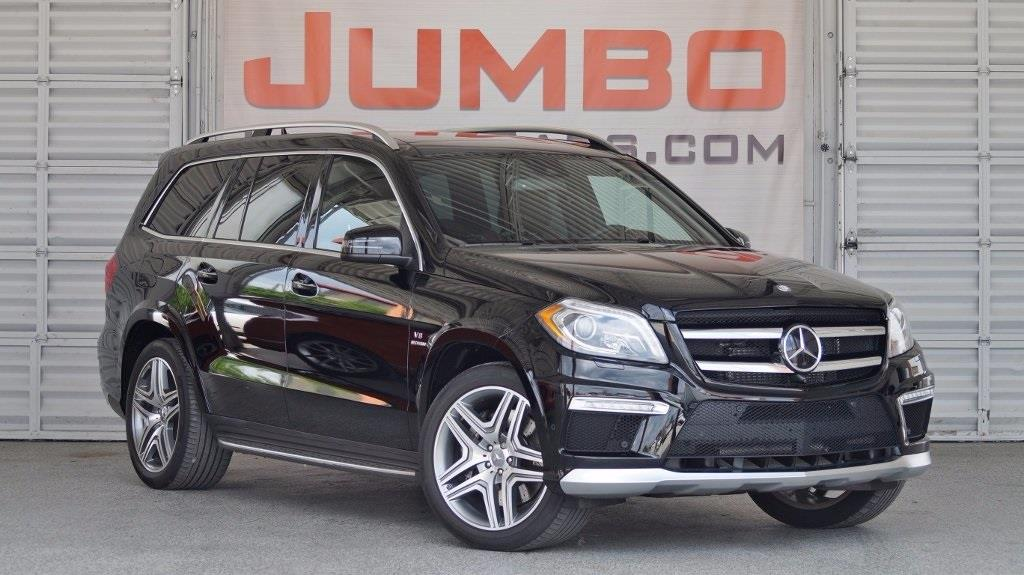 2015 MERCEDES-BENZ GL-CLASS GL63 AMG AWD 4MATIC 4DR SUV black no dealer fees  for a peace of min