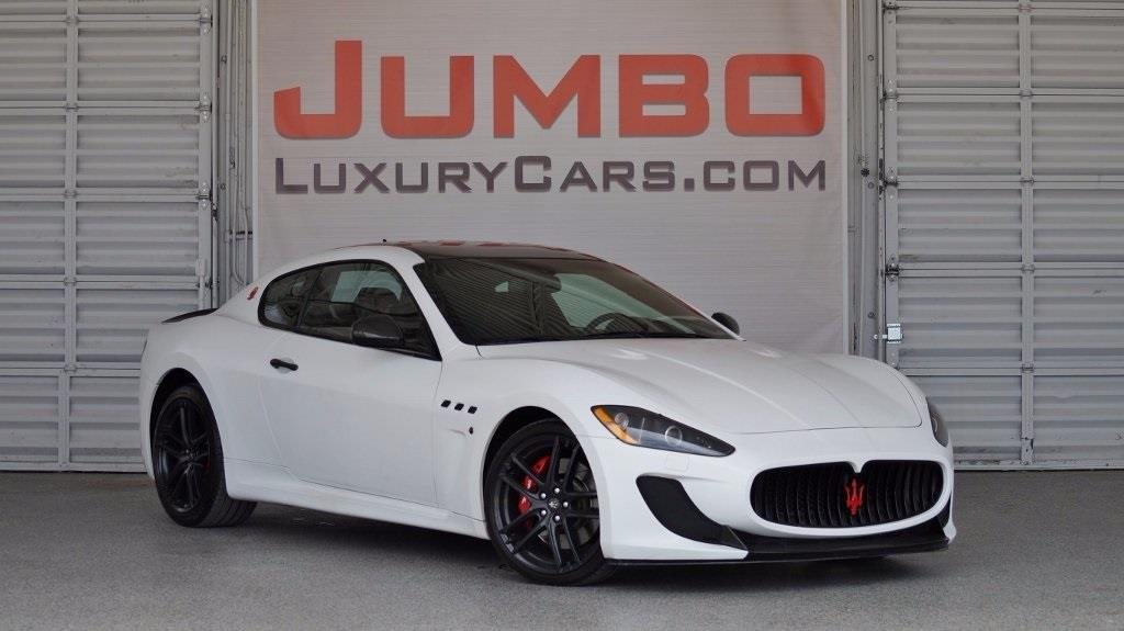 2012 MASERATI GRANTURISMO MC 2DR COUPE white no dealer fees  for a peace of mind we offer 7 days