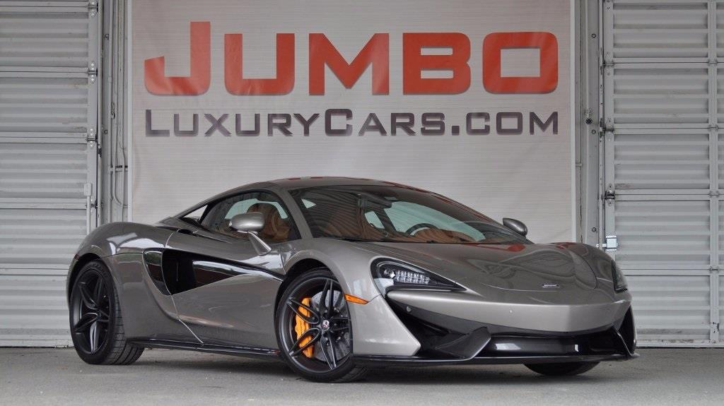 2016 MCLAREN 570S COUPE BASE 2DR COUPE blade silver no dealer fees  for a peace of mind we offer