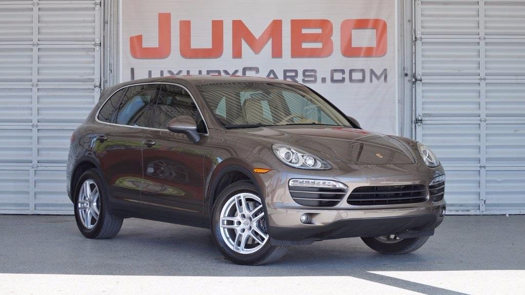 2012 PORSCHE CAYENNE BASE AWD CAYENNE 4DR SUV umber metallic no dealer fees  for a peace of mind