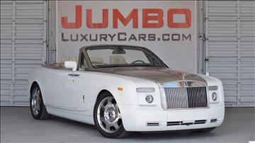 2009 Rolls-Royce Phantom Drophead Coupe