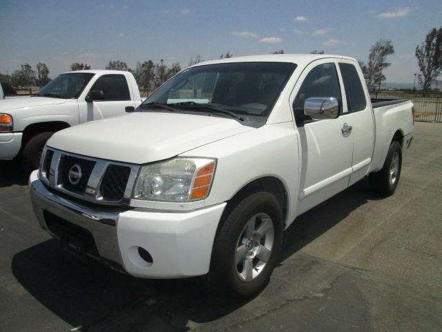 Used 2004 nissan titan for sale for Liberty used motors clayton clayton nc