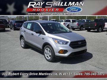 2017 Ford Escape for sale in Martinsville, IN