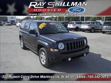 Jeep Patriot For Sale Laurinburg Nc