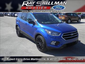 2017 Ford Escape for sale in Martinsville, IN