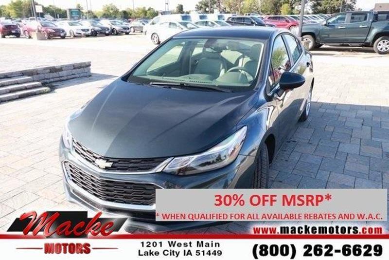 Chevrolet for sale in lake city ia for Macke motors lake city iowa