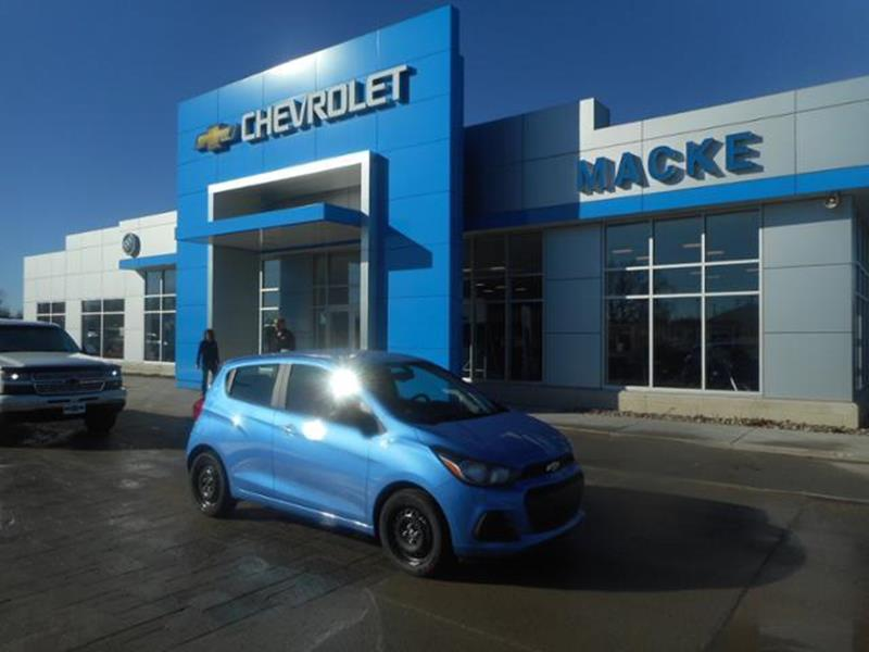 chevrolet spark for sale in iowa