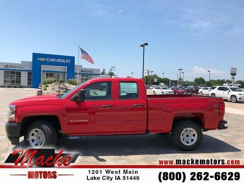 2018 Chevrolet Silverado 1500 for sale in Lake City, IA