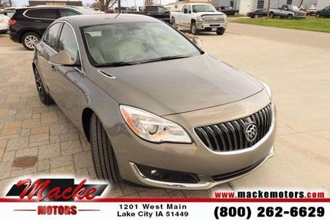 2017 Buick Regal for sale in Lake City, IA