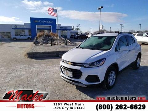 2018 Chevrolet Trax for sale in Lake City, IA