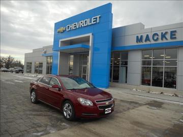 Chevrolet Malibu For Sale Lake City Ia Carsforsale Com