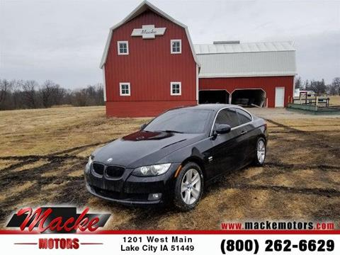 2010 BMW 3 Series for sale in Lake City, IA