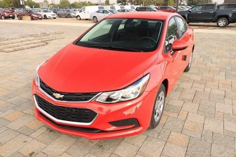 2018 Chevrolet Cruze for sale in Lake City, IA