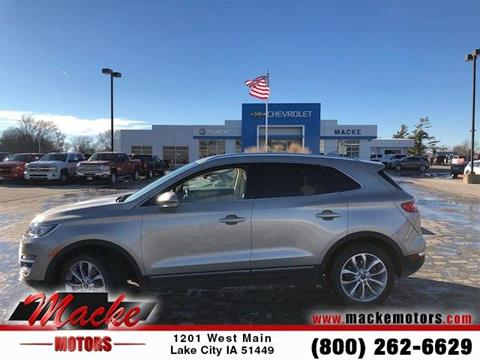 2015 Lincoln MKC for sale in Lake City, IA
