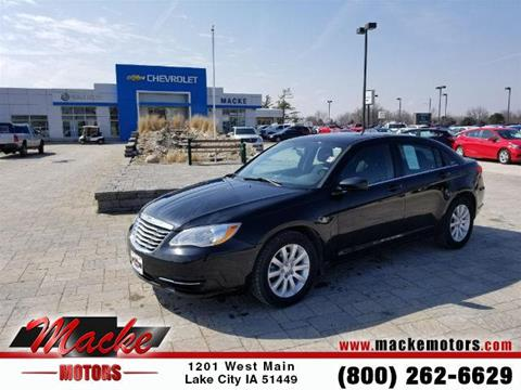 Chrysler 200 for sale in iowa for Star motors iowa city