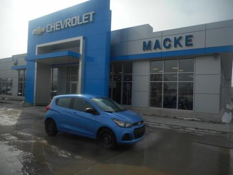 2017 Chevrolet Spark for sale in Lake City, IA