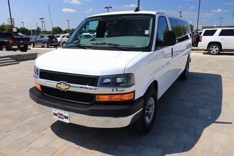 2017 Chevrolet Express Passenger for sale in Lake City, IA