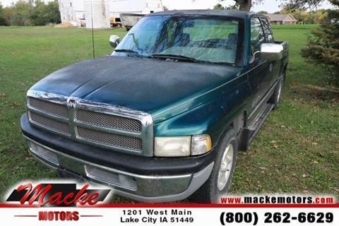 1996 Dodge Ram Pickup 1500 for sale in Lake City, IA