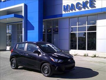 Chevrolet spark for sale iowa for Macke motors lake city iowa