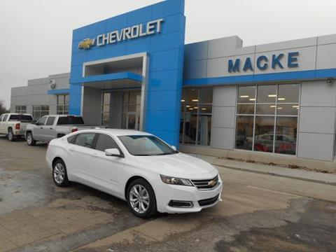 2017 chevrolet impala for sale in iowa