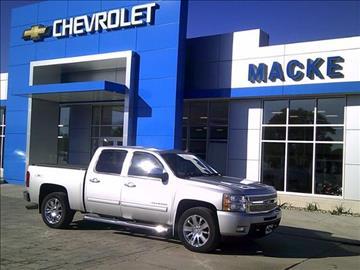 2010 Chevrolet Silverado 1500 For Sale Iowa Carsforsale Com