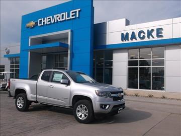 Chevrolet colorado for sale iowa for Macke motors lake city iowa