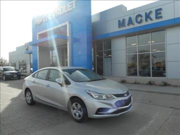Chevrolet cruze for sale lake city ia for Macke motors lake city iowa