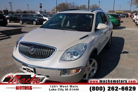 2008 buick enclave for sale in iowa. Black Bedroom Furniture Sets. Home Design Ideas