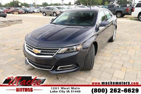 2018 Chevrolet Impala for sale in Lake City, IA