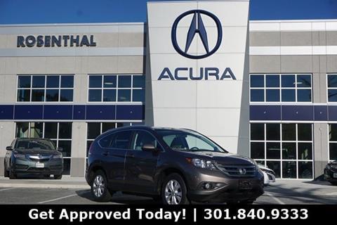 2014 Honda CR-V for sale in Gaithersburg, MD