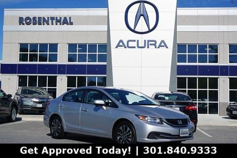 2014 Honda Civic for sale in Gaithersburg, MD
