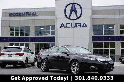 2013 Acura TL for sale in Gaithersburg, MD