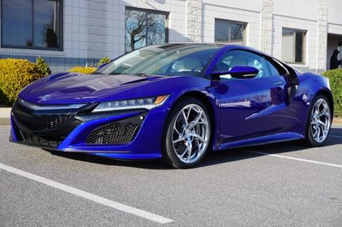 2017 Acura NSX For Sale In Gaithersburg, MD