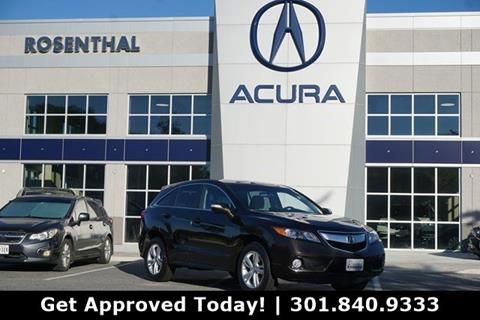 2014 Acura RDX for sale in Gaithersburg, MD