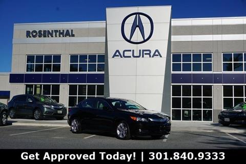 2014 Acura ILX for sale in Gaithersburg, MD