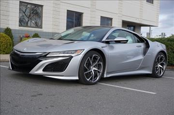 New Acura NSX For Sale In Westmont IL Carsforsalecom - Acura nsx for sale nj