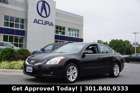2011 Nissan Altima for sale in Gaithersburg, MD