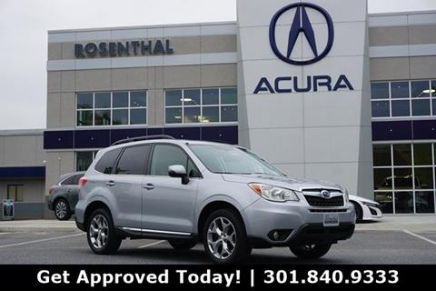 2015 Subaru Forester for sale in Gaithersburg, MD