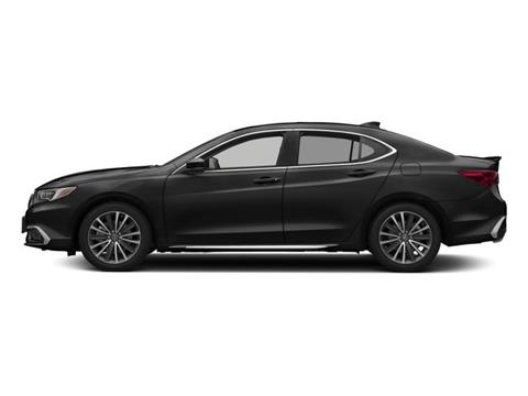 2018 Acura TLX for sale in Gaithersburg, MD